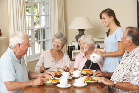 Healthy Eating Tips Foods to Maintain Strong Bones for the Elderly