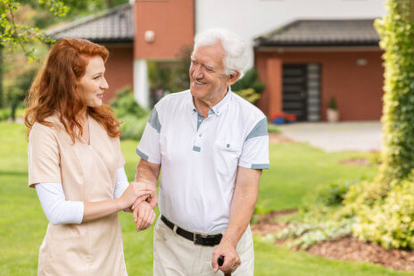 Why Ambulation Is Important: Advantages in Seniors