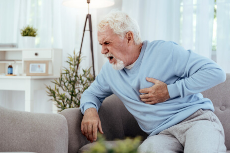 Know What to Do When Your Senior Adult Has Heartburn