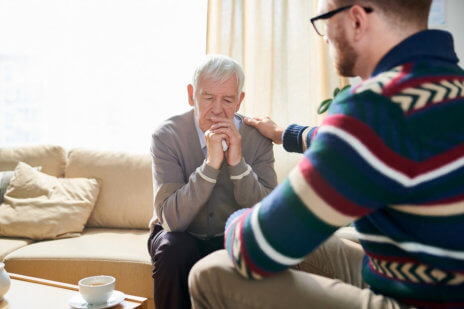 Looking Out for Our Elders' Mental Health