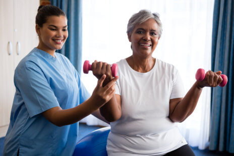 Simple Ways to Enhance Senior's Mobility